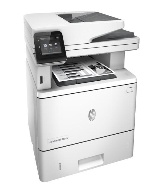 Máy in Laser màu đa chức năng HP MFP M277DW (In 2 mặt, wifi, Scan, copy, fax)
