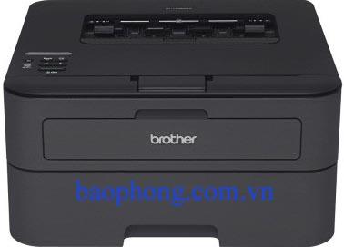 Máy in Laser đen trắng Brother HL-L2366DW (In mạng A4, đảo mặt, wifi)