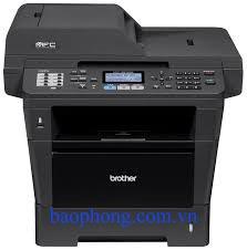 Máy in Laser đen trắng Đa chức năng Brother 8910dw (in A4 tự động in đảo mặt, scan, photo, fax)