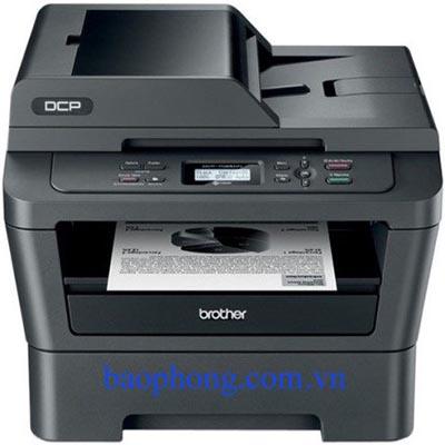 Máy in Laser đen trắng Đa chức năng Brother MFC 7060D (in, scan, copy, đảo giấy)
