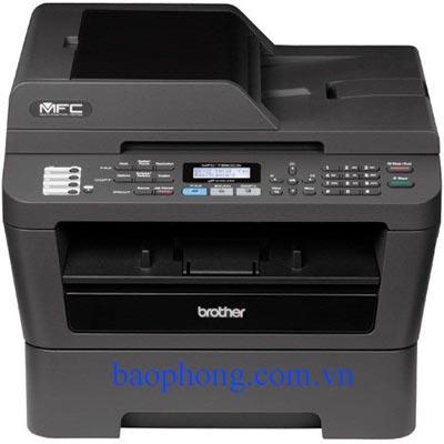 Máy in Laser đen trắng Đa chức năng Brother MFC-7860DW (in, scan, copy, fax, wifi)