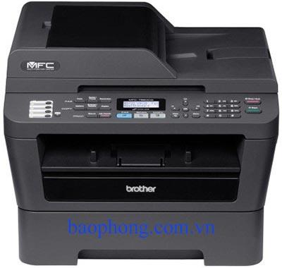 Máy in Laser Đa chức năng Brother MFC-L2701D (In, Scaner, Quét, Fax, In đảo mặt tự động)