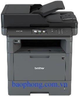 Máy in Laser đen trắng Đa chức năng Brother MFC-L5700dn (In, scan, photo, fax)