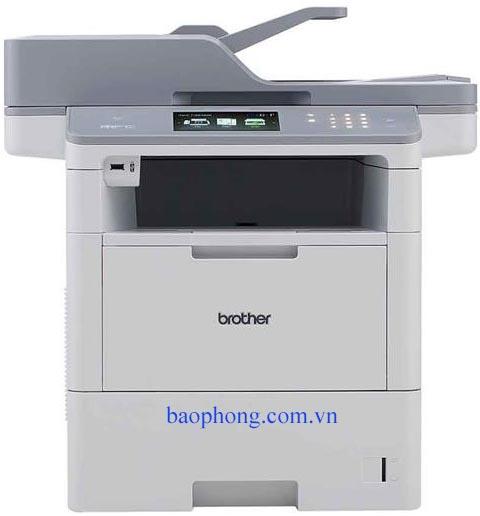 Máy in Laser đen trắng Đa chức năng Brother MFC-L6900dw (In không dây, scan, photo, fax)
