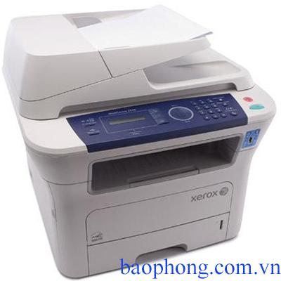 Máy in Laser đen trắng Đa chức năng Fuji Xerox Workcentre 3220 (in mạng, tự động đảo mặt, scan, copy, fax)