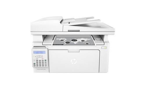 Máy in laser đen trắng đa chức năng HP Pro MFP M130fn (in mạng, scan, photo, copy, fax)