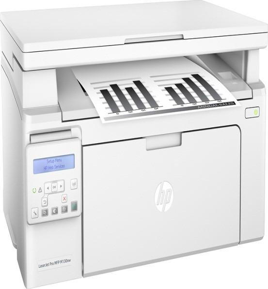 Máy in Laser đen trắng Đa chức năng HP Pro MFP M130nw (In A4, coppy, scan)