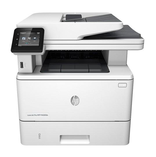 Máy in Laser đen trắng Đa chức năng HP Pro MFP M426fdn (In đảo mặt, Copy, Fax, Scan, in mạng)