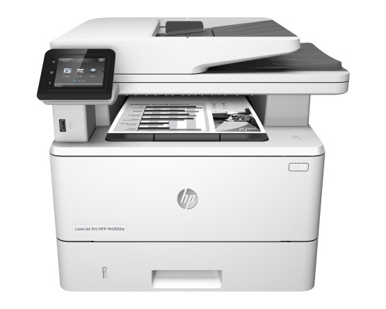 Máy in Laser đen trắng Đa chức năng HP Pro MFP M426fdw (tự động in đảo mặt, Copy, Fax, Scan, wifi)