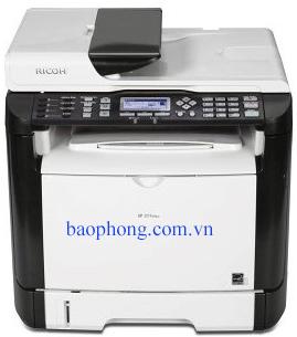 Máy in Ricoh Laser đen trắng đa chức năng SP 311SFN (In, Copy, Scan, Fax)