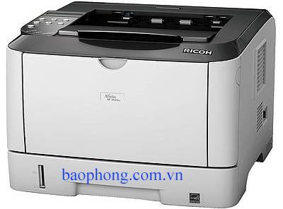 Máy in RICOH Laser đen trắng SP 3510DN (tự động in đảo mặt và in mạng)