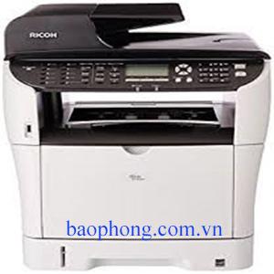 Máy in RICOH Laser đen trắng đa chức năng SP 3510SF (In, Copy, Scan,Fax)