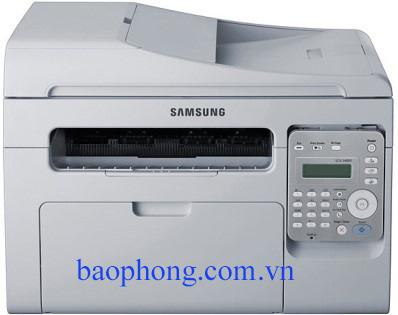Máy in Laser Đa năng Samsung SCX-3401F (in A4, scan, copy, fax)