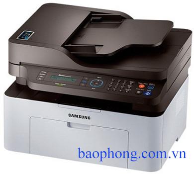 Máy in Laser Đen trắng SAMSUNG SL - M2070fw (In, Scan, Copy, Fax, In mạng)