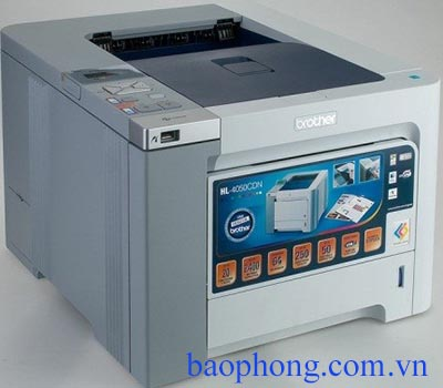 Máy in Laser màu Brother HL-4050CDN (tự động đảo giấy, In mạng)