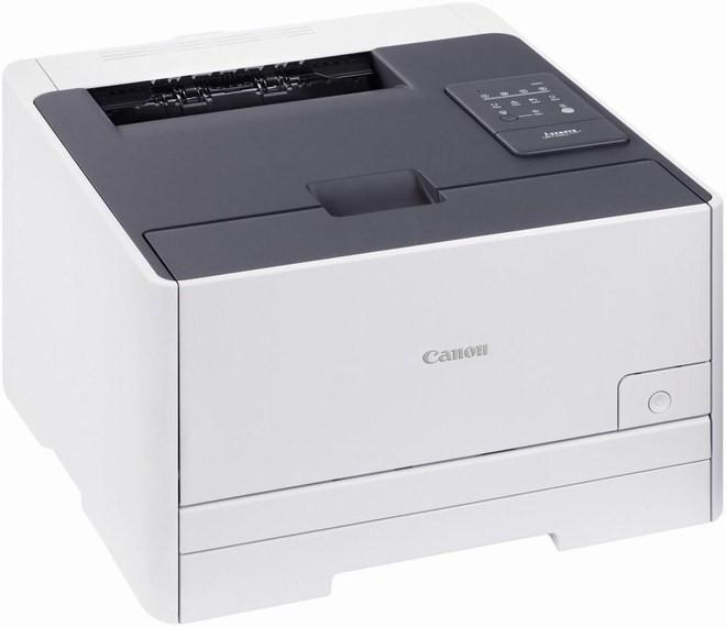 Máy in Laser màu Canon i-SENSYS LBP 7100CN - In mạng