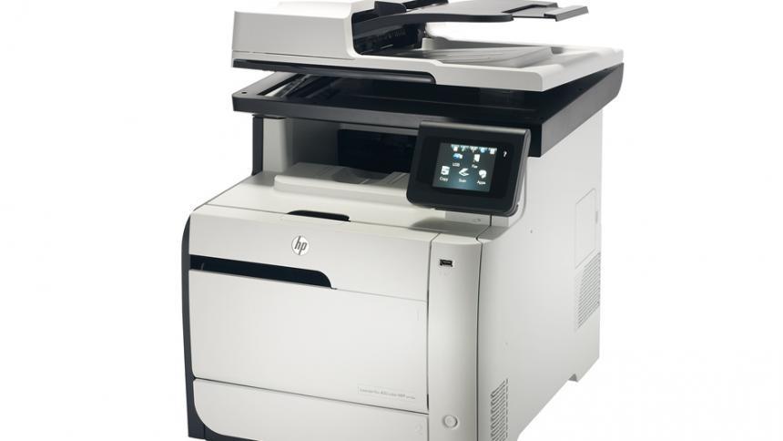 Máy in Laser Màu Đa chức năng HP LaserJet Pro 400 MFP M475dw (đảo giấy, in mạng, scaner, photo, copy, fax)