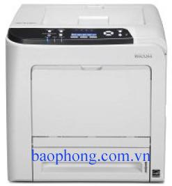 Máy in RICOH Laser màu Đa chức năng SPC 320DN (In, Copy, Scan, Fax)