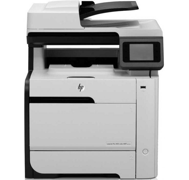 Máy in màu đa năng HP Color LaserJet Pro MFP M476dw