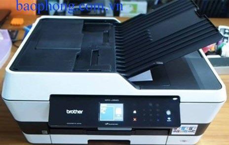 Máy in Phun màu Đa chức năng A3 Brother MFC-J3520 (In A3, Scan, copy, fax)