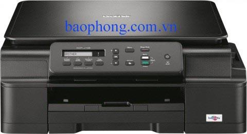 Máy in Phun màu Đa chức năng Brother DCP J105 (in A4, Scan, copy) wifi