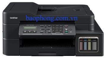 Máy in Phun màu Đa chức năng Brother MFC-T810W (In A4, Scan, Copy, Fax) wifi