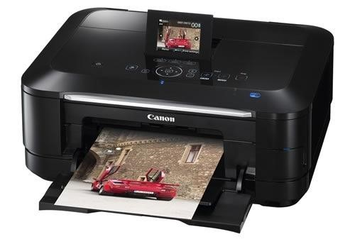 Máy in Phun màu Đa chức năng Canon MG 6170 (in, scan, copy-Wifi)