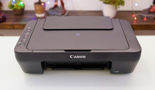 Máy in Phun màu Đa chức năng Canon PIXMA E410 (in, quét, sao chụp)