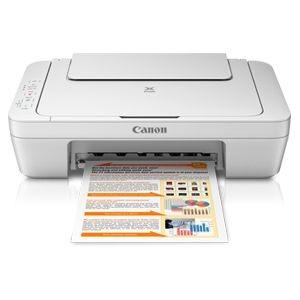 Máy in Phun màu Đa chức năng Canon PIXMA MG 2570 (in A4, scan, copy)