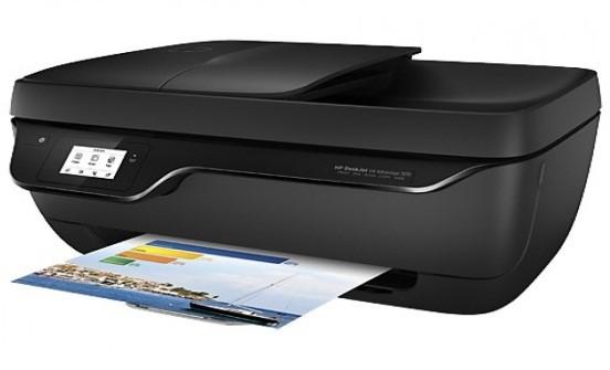 Máy in Phun màu Đa chức năng HP 3835 (In, Scan, Copy, Wifi, Fax)