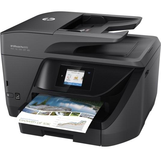 Máy in Phun màu Đa chức năng HP OfficeJet Pro 6970 AIO
