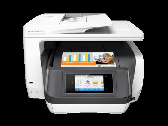 Máy in Phun màu Đa chức năng HP OfficeJet Pro 8730