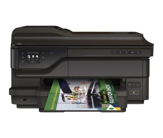 Máy in Phun màu Đa chức năng HP Officejet 7612- G1X85A (In A3, copy, scan, fax, Web, tự động in 2 mặt)
